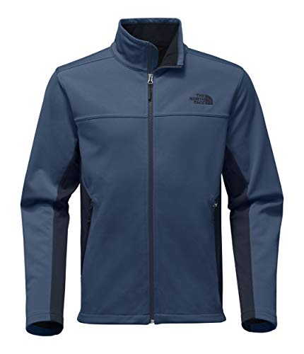 - The North Face Men's Apex Canyonwall Jacket - Shady Blue & Urban Navy - L
