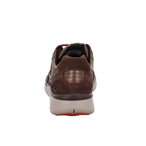 Mephisto Chaussures pour Allrounder à by P2005332 ville lacets Gris Lucaya femme de qww45SI