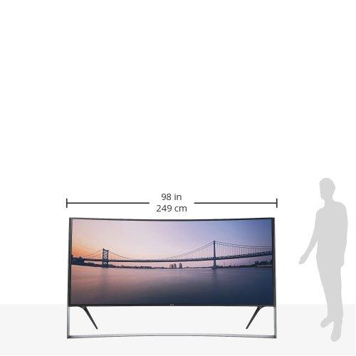 Samsung Un105s9 Curved 105 Inch 4k Ultra Hd 120hz 3d Smart Led Tv