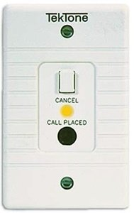 TekTone SF100C Single Bed Room Station Nurse Call System
