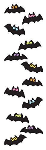 Mrs Grossman Sticker Roll - Full Roll - Mrs Grossman's Stickers - Chubby Bats