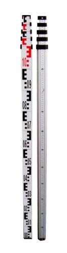 - Johnson Level & Tool 40-6327 Metric Aluminum Grade Rod