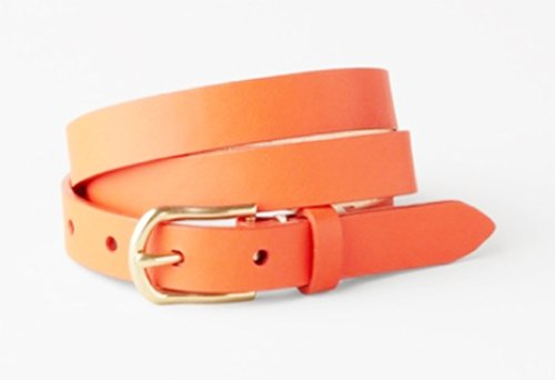 coldwater-creek-colorbright-leather-belt-orange-flame-medium-10-12