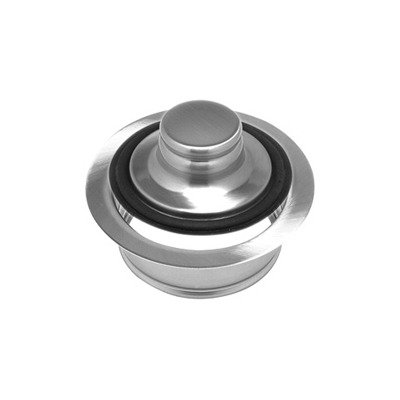Waste Disposer Trim MT204 Finish: Polished Stainless Steel by Mountain Plumbing