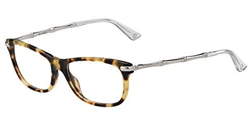 Gucci 0HRT Yellow Havana Pd Eyeglasses