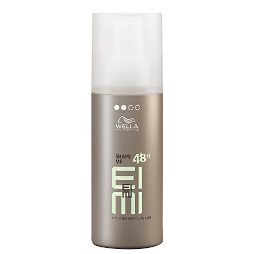 Wella Professionals EIMI Shape Me 48 Hour Shape Memory Hair Gel - 5.43 (Gels Shape)