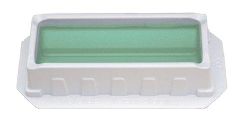 Vistalab Technologies 3054-2006 Reagent Reservoir, Pyrogen-Free, Sterile, 50 mL (Pack of 200)