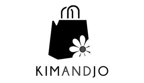 Kimandjo, Borsa a mano donna Nero nero