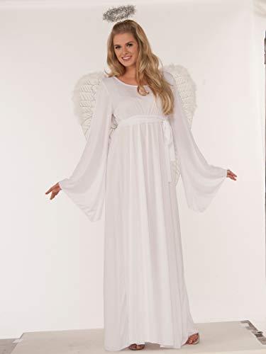 Forum Novelties, Unisex Child Angel Dress and