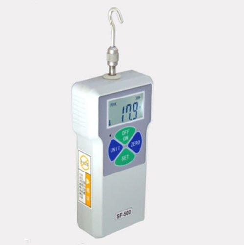 Digital display Force Gauge High precision LCD Pull and push Dynamometer Pressure tester Meter Pull Dynamometer