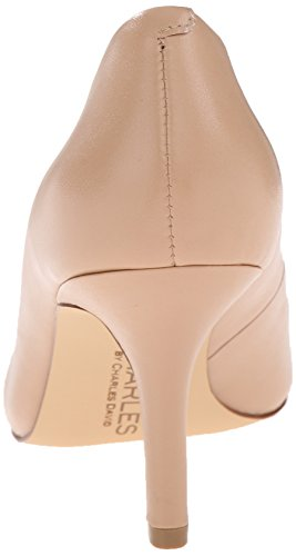 Charles Door Charles David Womens Sasha Jurk Pump Nude