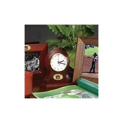 The Memory Company NCAA Auburn University Official Desk Clock, Multicolor, One Size