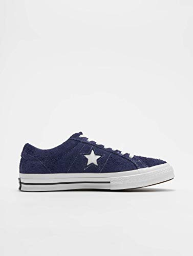Bleu Converse Mixte Lifestyle Suede Chaussures Star One Adulte Ox De Fitness xf76x