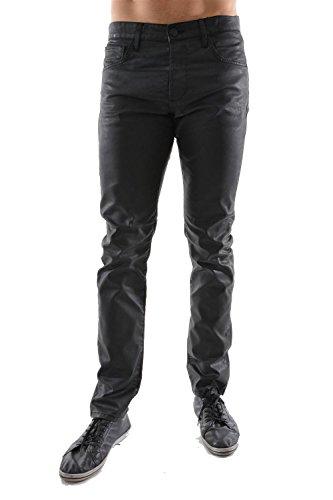 pantalons freeman t. porter dustee noir