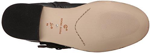 Corso Como Womens Irvington Boot Black Brushed Leather UA4da