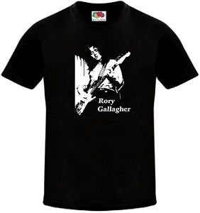 Camiseta Rory Gallagher Rock Blues Guitarrista Irland?s Todas Tallas Disponibles
