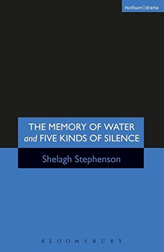 Memory of Water/Five Kinds of Silence (Modern Plays) (A Memory Of Water)