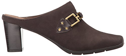 Aerosoles A2 Womens Matrimony Mule Brown Combo