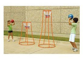 US Games Swish Ball Goal, 6-Feet by Athletic Specialties