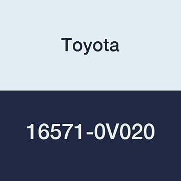 Genuine Toyota 16571-0V020 Radiator Hose