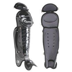 DLG-iX3 18.5'' Umpire Leg Guards (PR) by Diamond