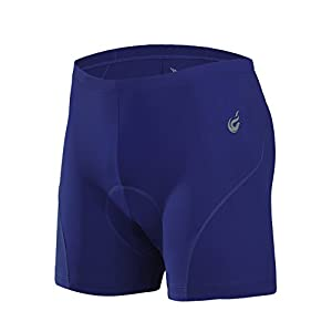 beroy Men's Cycling Underwear Shorts Bicycle Underpants 3D Padded Bike Riding Briefs Shorts