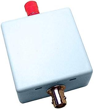 TOOGOO 100K-50Mhz Rtl-Sdr Soporte para Antena Larga 9: 1 Transformador De Impedancia Balun Bnc