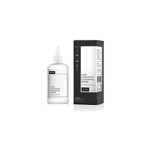 Niod Low-Viscosity Cleaning Ester (240ml) (Pack of 6) - 低粘度のクリーニングエステル(240ミリリットル) x6 [並行輸入品] B0727R664Q
