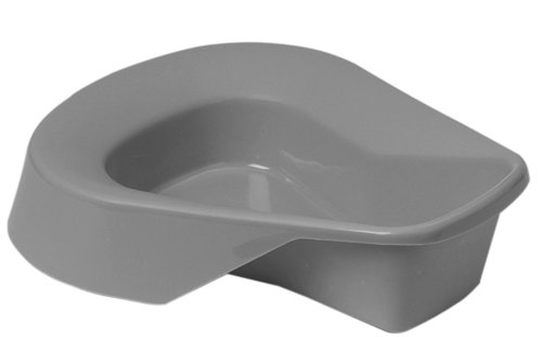 SPECIAL PACK OF 3-Bed Pan Graphite w/o Cover Disposable