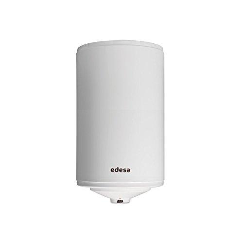 Edesaco - Termo Electrico Edesa Confor Tre100Supra, 100L, 1600W, 94.6X50X52.2Cm Instalacion Vertical I Horizontal,Termostato Exterior: Amazon.es: Hogar