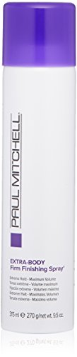 Finishing Spray Hair Spray - Paul Mitchell Extra-Body Firm Finishing Spray,9.5 oz