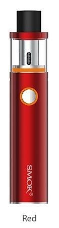 Authentic Smok Vape Pen 22 in Red Supplied by 144 Vapour