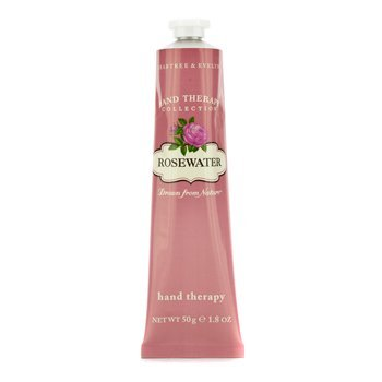 Rosewater Hand Therapy 50g/1.8oz by ROSE WATER
