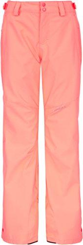 O'Neill Women's Star Insulated Pant, Neon Tangerine Pink, Medium