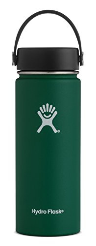 uble Wall Vacuum Insulated Stainless Steel Leak Proof Sports Water Bottle, Wide Mouth with BPA Free Flex Cap, Sage (Smart Stainless Steel Mug)