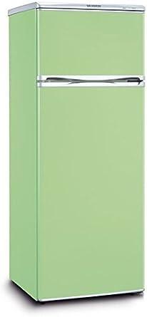 Severin KS 9843 nevera/congelador a + +, color verde menta ...
