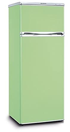 Severin KS 9843 nevera/congelador a + +, color verde menta: Amazon ...
