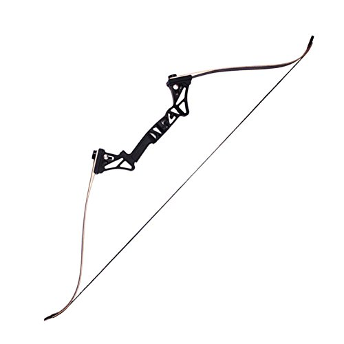 Junxing-Archery-Bows-and-Arrows-Black-Fish-Hunting-Bow-Recurve-Bow-for-Adult-Outdoor-Sports-Hunting-Shooting-Sling-Shot-Bow-Accessories
