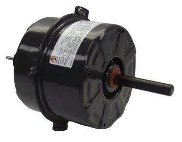 5'' Condensor Fan Motor 1/10 hp 1075 RPM, 208-230 Volts # 2243