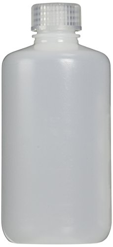 Nalgene HDPE Narrow Mouth Round Container, 8 Oz ()