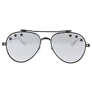 Givenchy GV7057/STARS 807 Black GV7057/STARS Pilot Sunglasses Lens Category 3 L