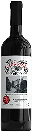 X12 Clos René 2016 Rouge 37,5 cl AOC Pomerol Vino Tinto