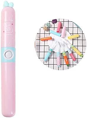 Cepillo de dientes eléctrico de los niños mini portátil seco ...