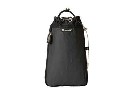 Pacsafe Travelsafe GII 5 Liter Portable Safe (Charcoal)