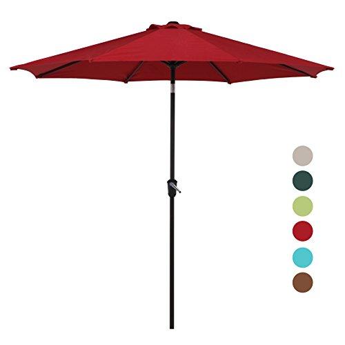 Southern Patio Offset Umbrella - 4