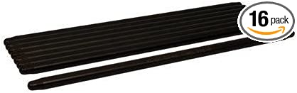 16 Pack Crane Cams 95789-16 7.650 Long 3//8 Diameter Pro Series Pushrods