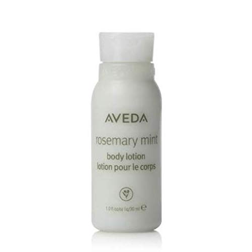 - Aveda Rosemary Mint Lotion Moisturizer - Lot of 8 each 1 Ounce Bottles. Total Of 8 Ounces