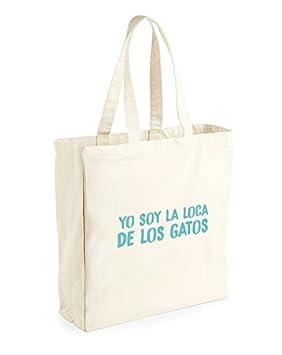 "ThePetLover - Bolsa saco""YO SOY LA LOCA DE LOS ..."