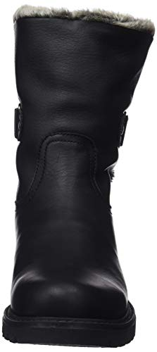 Botines Black para PANAMA Mujer B43 Negro Felia JACK 1Z4wxxqO6T