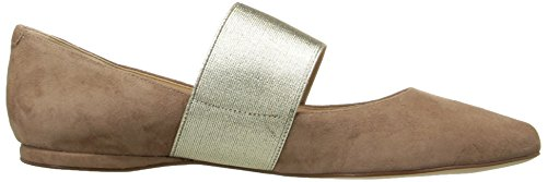 Pictures of Nine West Women's Seabrook Suede Ballet Flat 5 M US 3